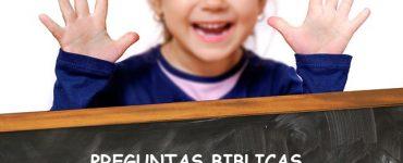 preguntas bíblicas para niños